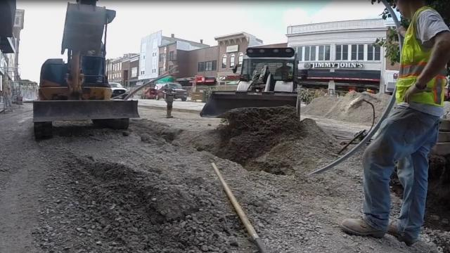 Washington Street Update - Phase 2
