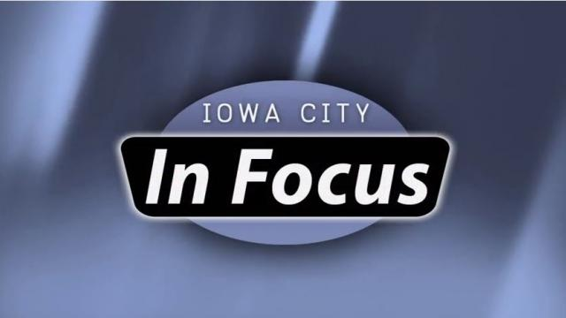 Iowa City In Focus logo