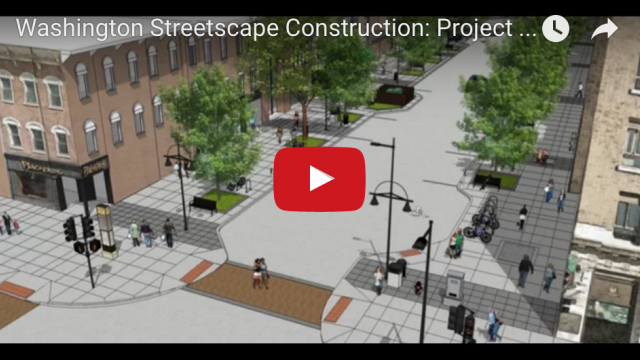Washington Streetscape Project Overview Video