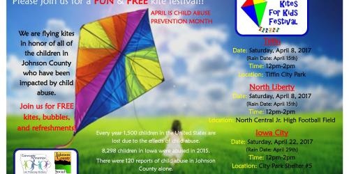 2017 Kites for Kids Flyer