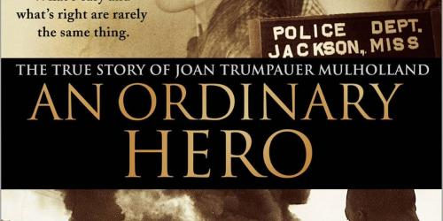 """Poster for the film, """"An Ordinary Hero"""""""