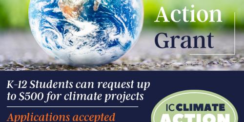 Climate Action Grant graphic.