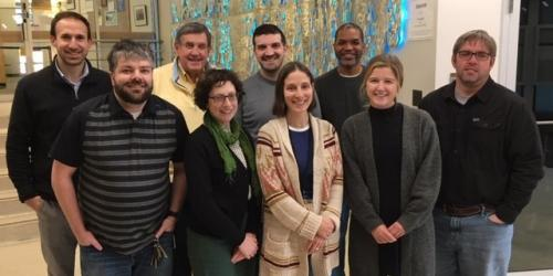 Members of the City of Iowa City Climate Action Commission