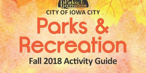 2018 Fall Activity Guide