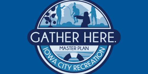 graphic for the Parks and Rec Master Plan