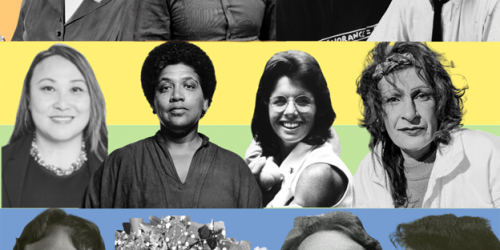 Graphic for LGBTQ+ History Month
