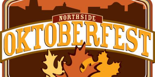 Logo for the Northside Oktoberfest.