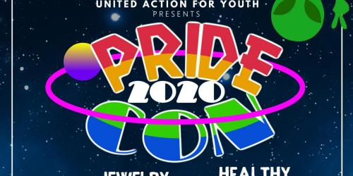 A poster promoting PrideCon.