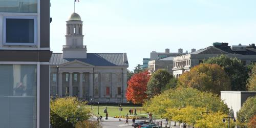 Fall - Old Capitol