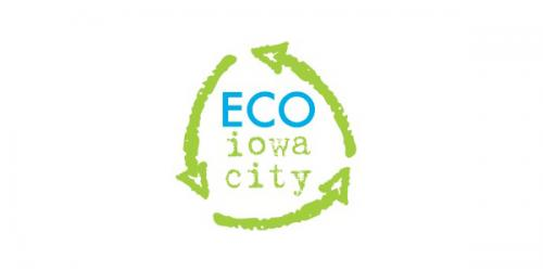 ECO Iowa City logo