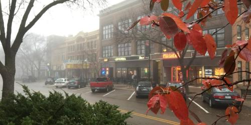 Downtown Iowa City businesses