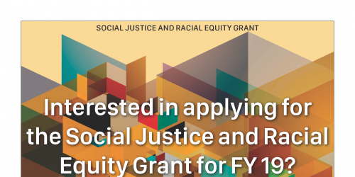 City of Iowa City Racial Equity and Social Justice Grant 2019