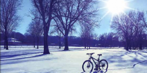 The cover of the Iowa City Parks and Recreation Winter/Spring 2020 Activity Guide.