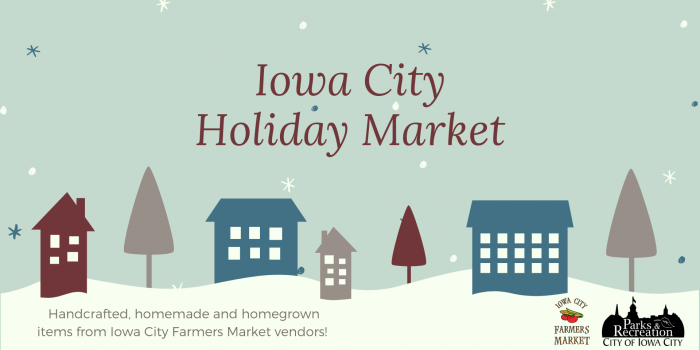 2018 Iowa City Holiday Market