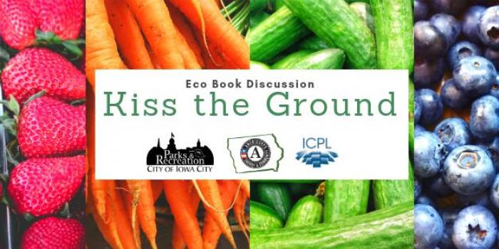 Kiss the Ground Eco Book Discussion