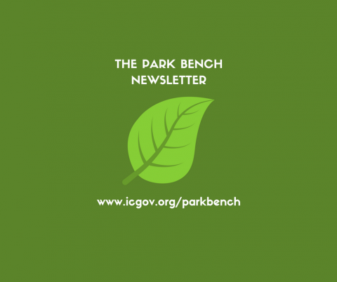 February Park Bench Newsletter