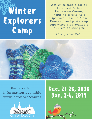 Winter Explorers Camp
