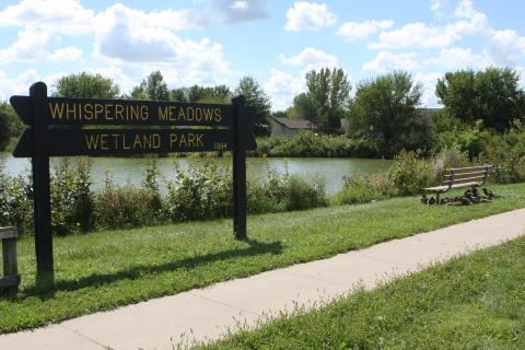 Whispering Meadows Wetland Park