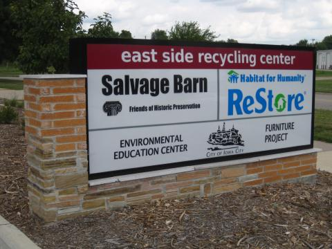 East Side Recycling Center | City of Iowa City