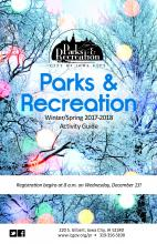 2018 Winter/Spring Activity Guide