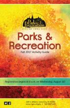 2017 Fall Activity Guide