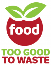 Food: Too Good To Waste Logo