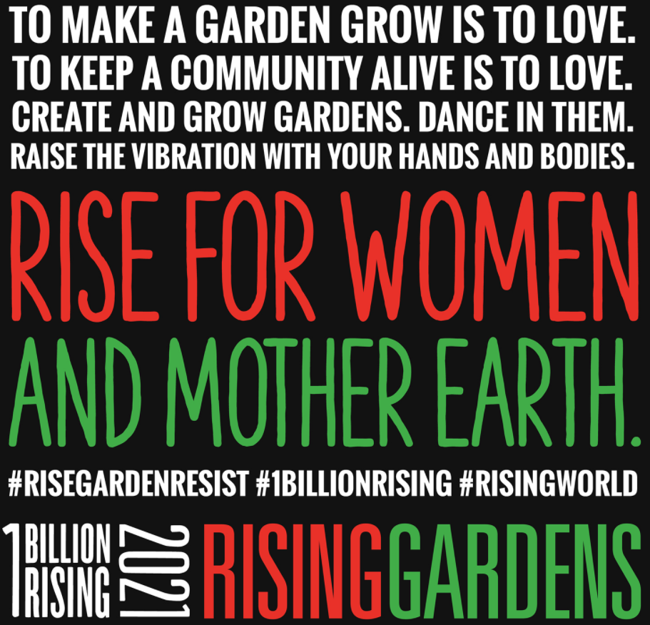 Rise for Women and Mother Earth