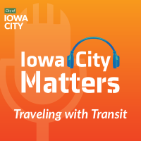Select to listen to our Traveling with Transit podcast